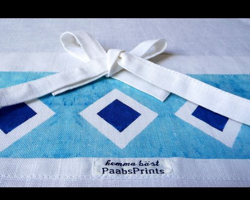 Apron by PaabsPrints - add some colour of your own to this apron whilst cooking!