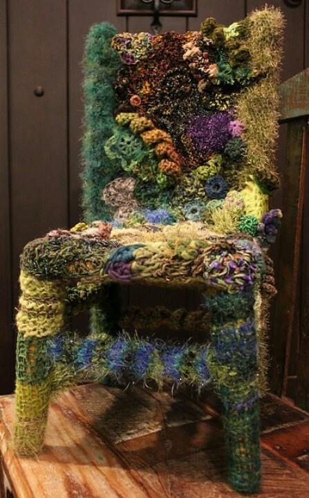 Rain forest chair