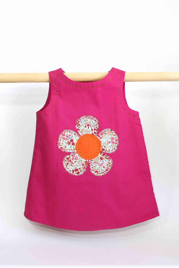 Pink Floral Flower Dress: This super cute summer dress not only looks great on kids but is also comfortable to wear and easy to clean, making it perfect for all occasions and still allowing a kid to be a kid.
