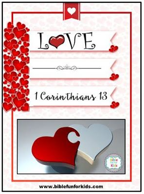 1000+ images about Bible: Love on Pinterest | Crafts, A ...