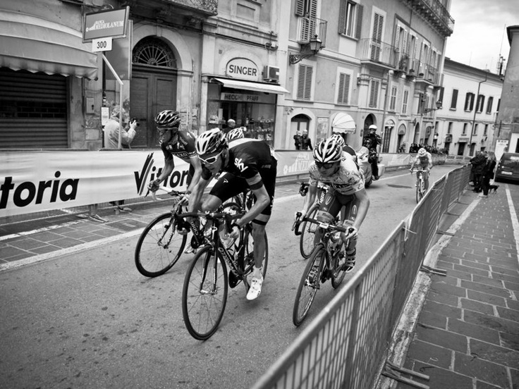 Team Sky | Pro Cycling | Photo Gallery | Scott Mitchell - Tirreno Stage Five Gallery