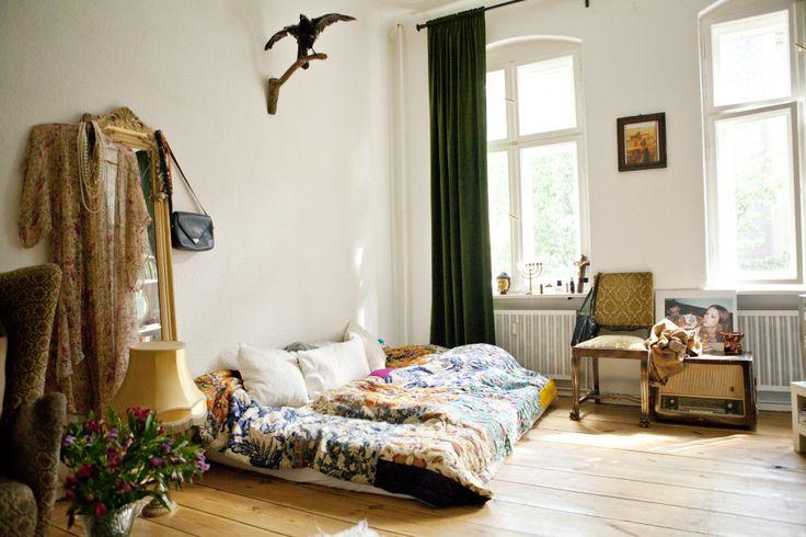 70's style interior from Theresa Martinat — Photographer and Writer, Apartment, Neukölln, Berlin