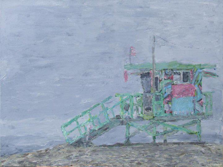 "30""x40"" acrylic on canvas, 2010.  A painting by Bob Gravenor.  www.facebook.com/BobGravenorFineArt"