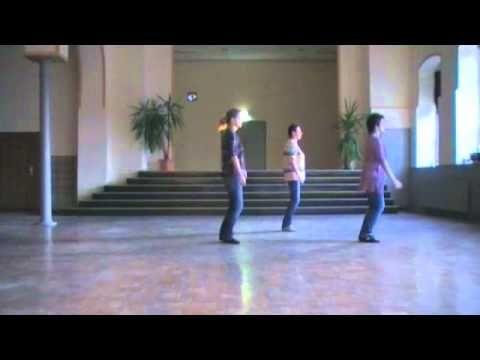 scooter lee line dance instruction