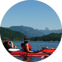Are you seeking adventure? Then a sea kayaking vacation in the Discovery Islands will be perfect for you! Surround yourself with the natural beauty of BC