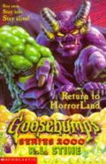 Goosebumps: Return to HorrorLand No. 13 by R. L. Stine (1999, Paperback)