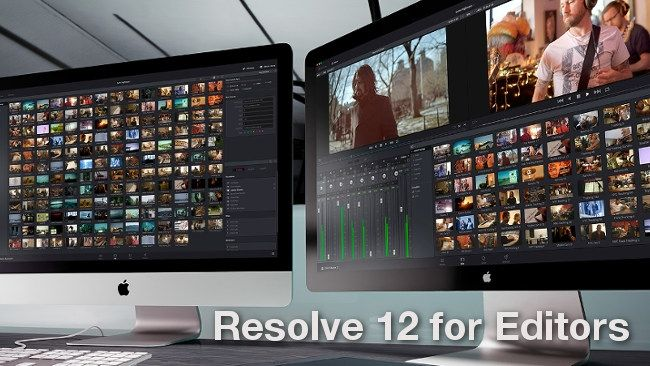 Review: Blackmagic DaVinci Resolve 12: The Editor's point of view