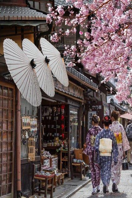 Japón me enamora, de compras por  Kyoto