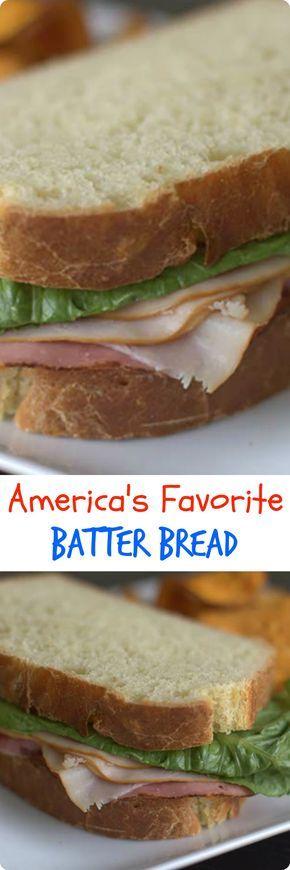 America's Favorite Batter Bread   Make this quick and easy white bread with no kneading! Find recipe at redstaryeast.com.