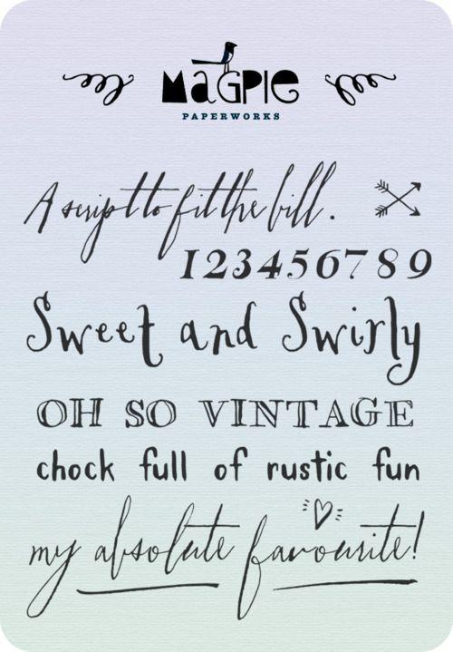 very cool fonts | Fonts | Pinterest