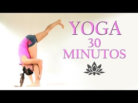 Yoga para BAJAR de PESO | Bajo impacto 30 minutos | Clase 2 - YouTube