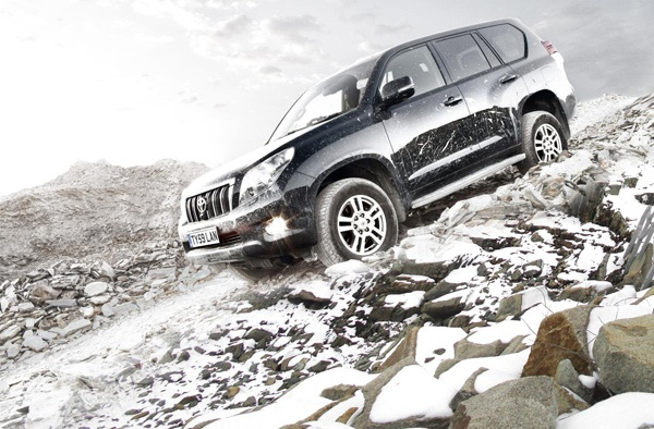 Toyota Land Cruiser Sales Snowball