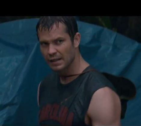 Timothy Olyphant in A Perfect Getaway