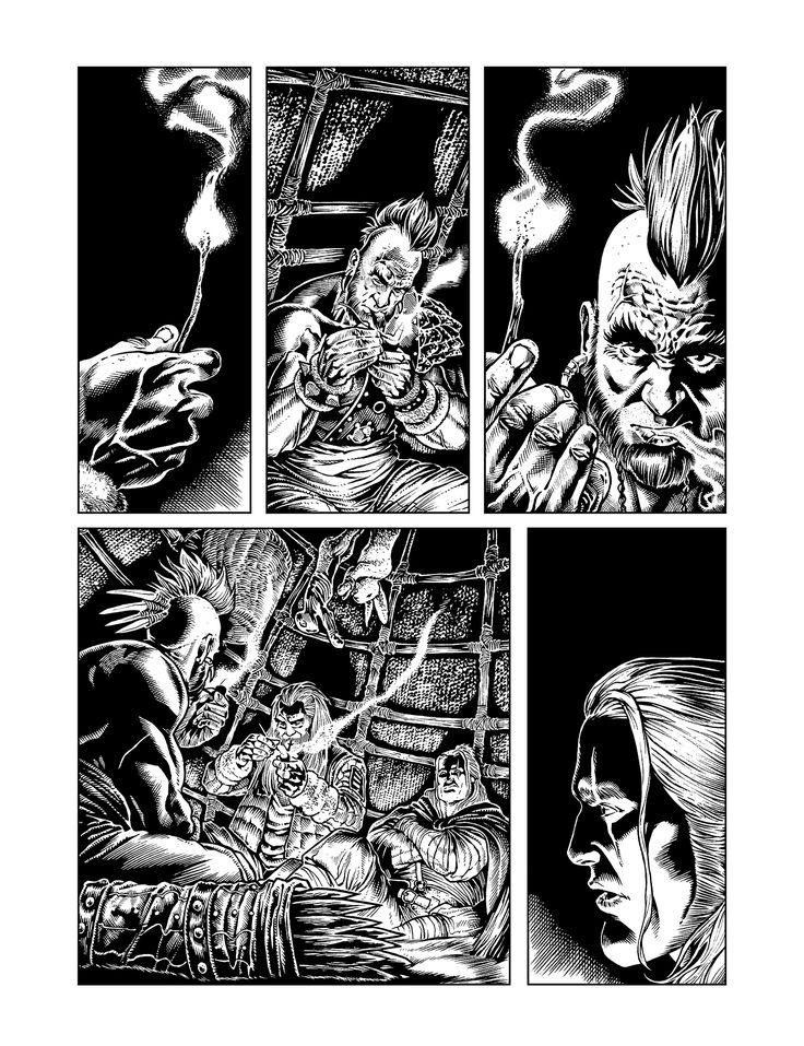 Dragonero #22 Sergio Bonelli Editore (Trono 2014)