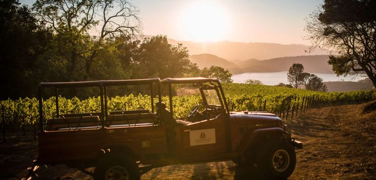 Find your way to and around The Napa Valley with