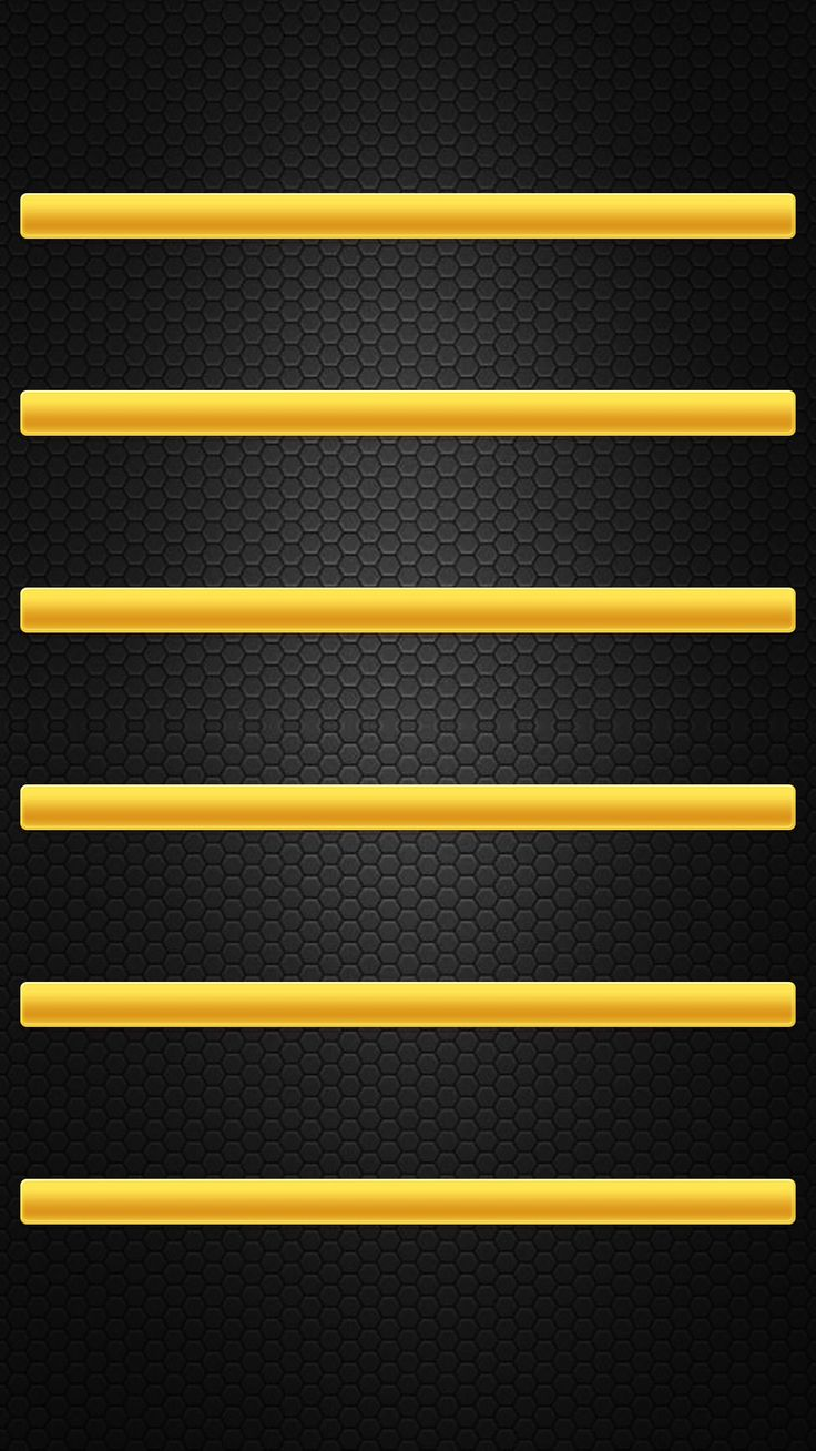 TAP AND GET THE FREE APP! Shelves Simple Black Yellow ...