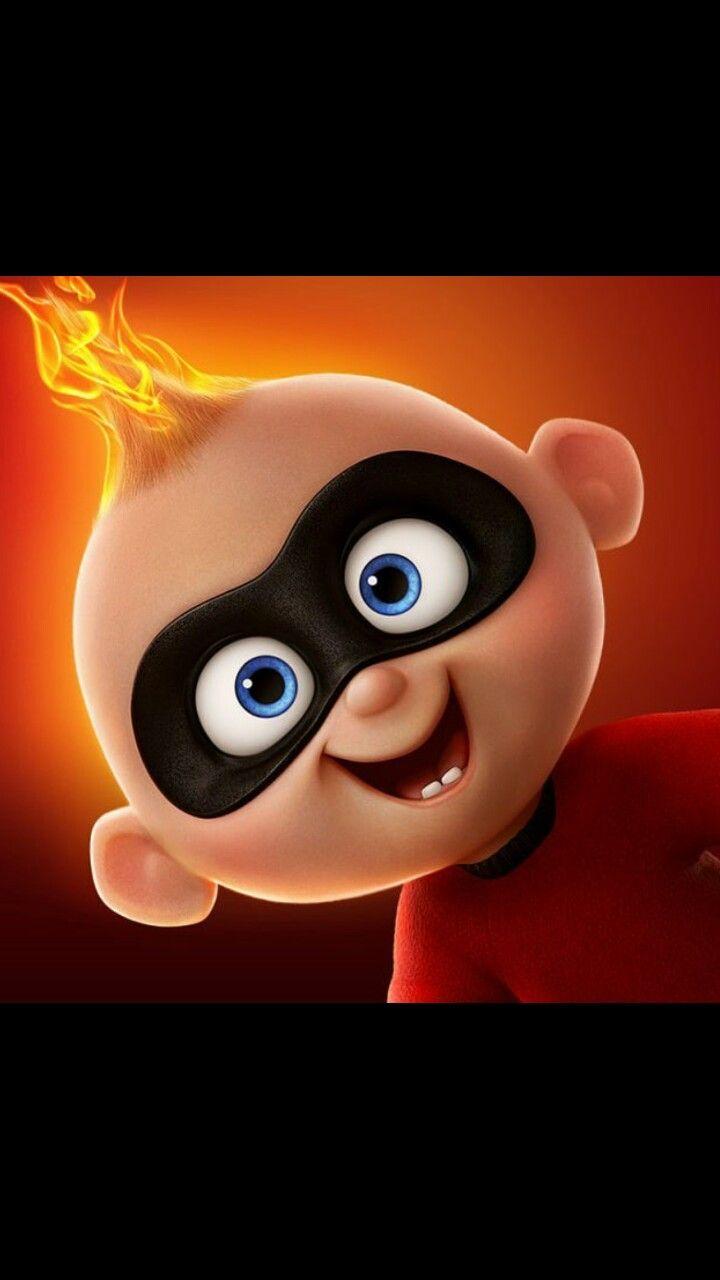 The Baby Everyone Love Imagenes De Los Increibles Dibujos Animados De Disney Jack Jack Los Increibles