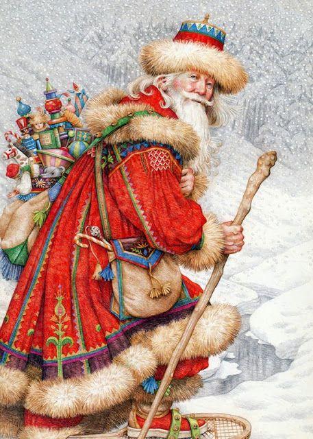 Princesa Nadie - Papa Noel; Ann Yvone Gilbert