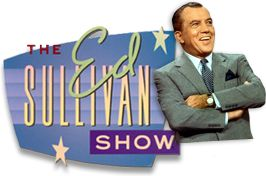 Ed Sullivan, the host of the long-running TV variety program The Ed Sullivan Show,