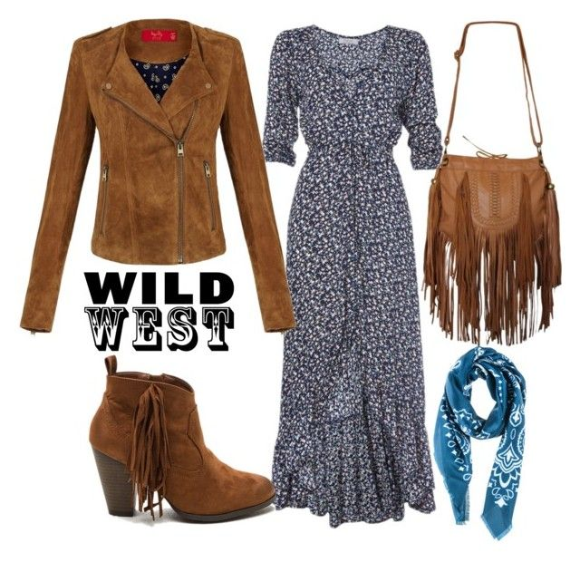 """""""Wild Wild West"""" by neongypsynz on Polyvore featuring 8aout"""