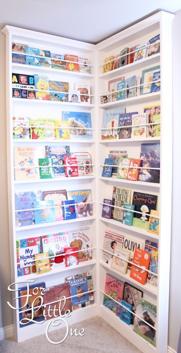 Ana White | Build a Corner Bookshelf | Free and Easy DIY Project and Furniture Plans