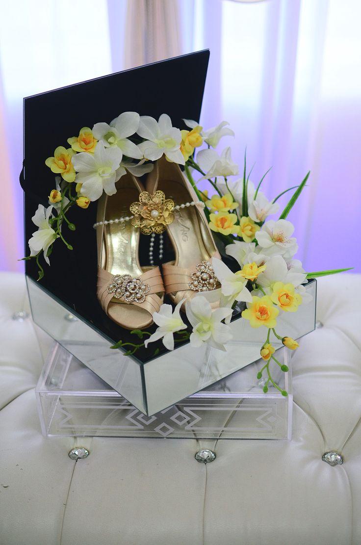 Hantaran - wedding shoes