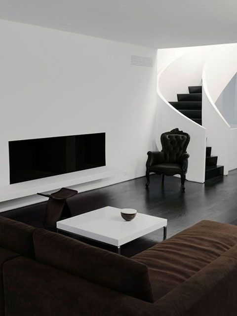 Wohnzimmer, Einrichtung, Dekoration, Minimalistische Wohnzimmer, Elegantes  Wohnzimmer, Moderne Wohnzimmer, Minimalistisches Haus, ...