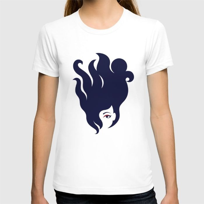 The Octopus Haircut T-shirt