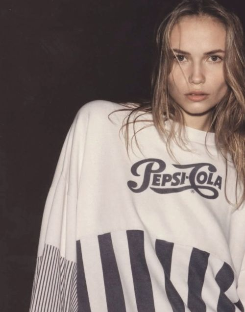 Natasha Poly pepsi-cola I am such a lover of Pepsi and this shirt says it all