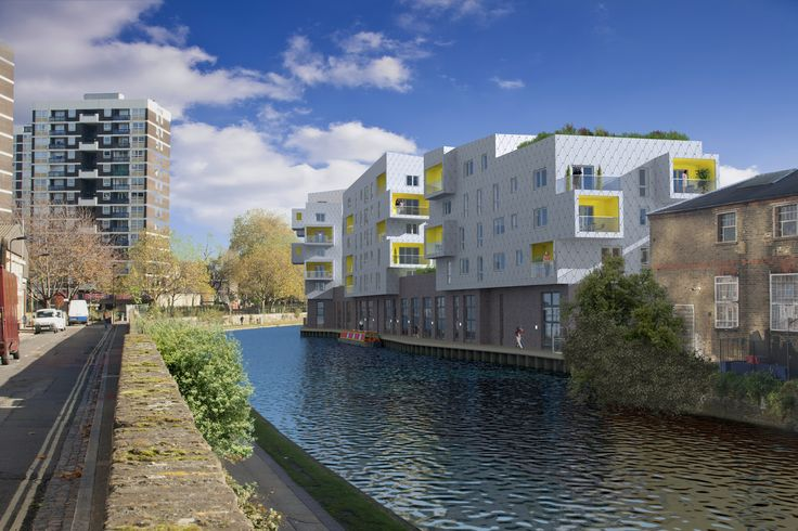 Lime Wharf, (Branch Place) | Higgins Construction | Essex, Hertfordshire, London, Sussex and Kent
