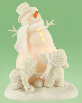 Snowbabies   Snowbabies Snowbabies Frosty Frolic Friend