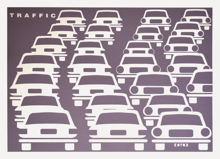 Krzysztof Winnicki: TRAFFIC – vehicles moving on a road or public high...