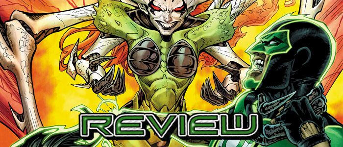 Green Lanterns #39 Review - The Blog of Oa