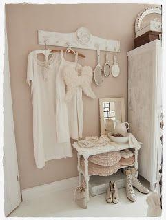 84 best images about charmanter landhausstil on pinterest - Shabby chic schlafzimmer ...