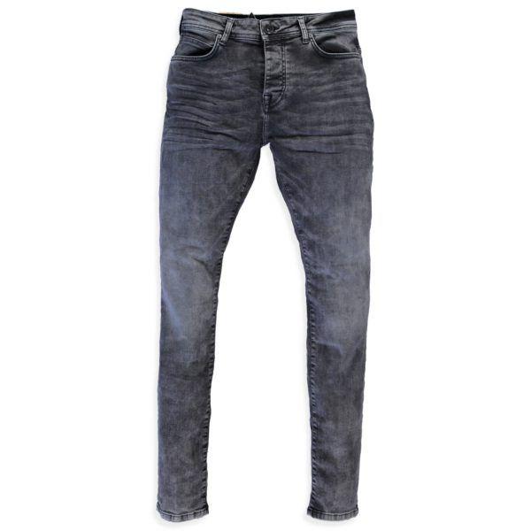 Cars super skinny jeans voor heren de dust kleur zwart € 59,95
