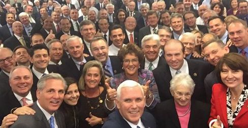 S.E. Cupp drops devastating reality check on Dems laughing at Pence's 'blindingly white' selfie