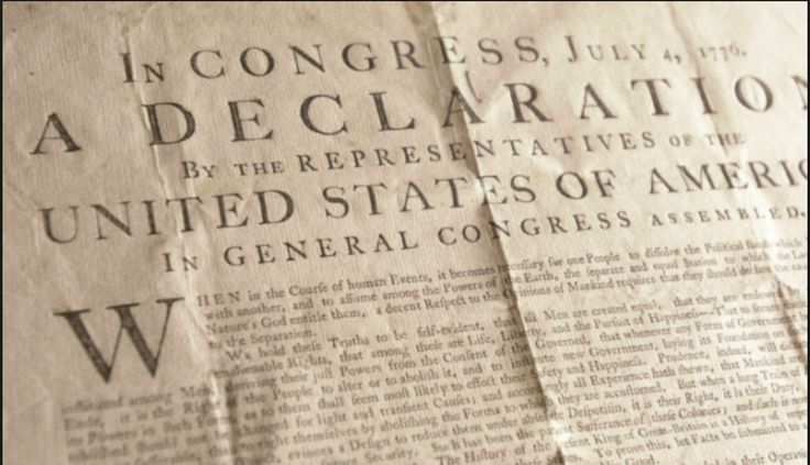 native americans and the declaration of The declaration of independence did not give freedoms to anyone, it simply said america was a free and independent nation from great britain, and was  how many native americans signed the .