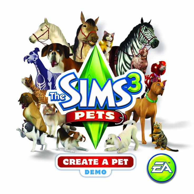 Amazon.com: Sims 3 Create-A-Pet Demo [Download]: Video Games