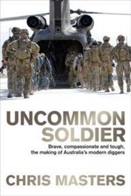 Chris Masters, the country's foremost investigative journalist, turns his penetrating gaze on the modern Australian soldier. Moving away from our ongoing fascination with Anzac story, he looks at the rich and illuminating present to write a character study of the modern Australian soldier - war fighter, peacekeeper, street-level diplomat and aid worker.