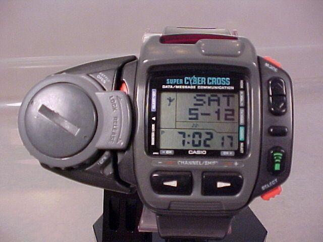 Casio JG-200