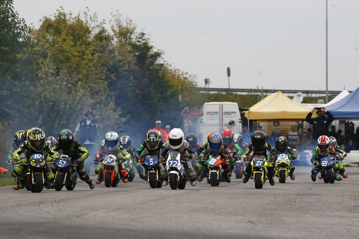 CIV Junior: San Mauro Mare incorona i Campioni 2017 dell'Italiano Minimoto