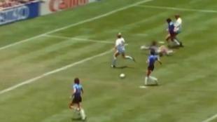 La verdad de la milanesa: el mejor gol de la historia lo hizo Valdano
