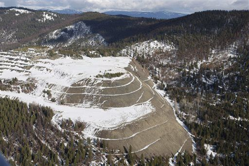 UPDATED: Cleanup plan approved for #asbestos-contaminated Montana town