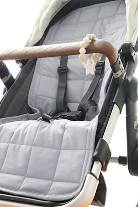 Pram liners by Bella Buttercup - as seen on BABY BERRY - www.babyberry.co.nz