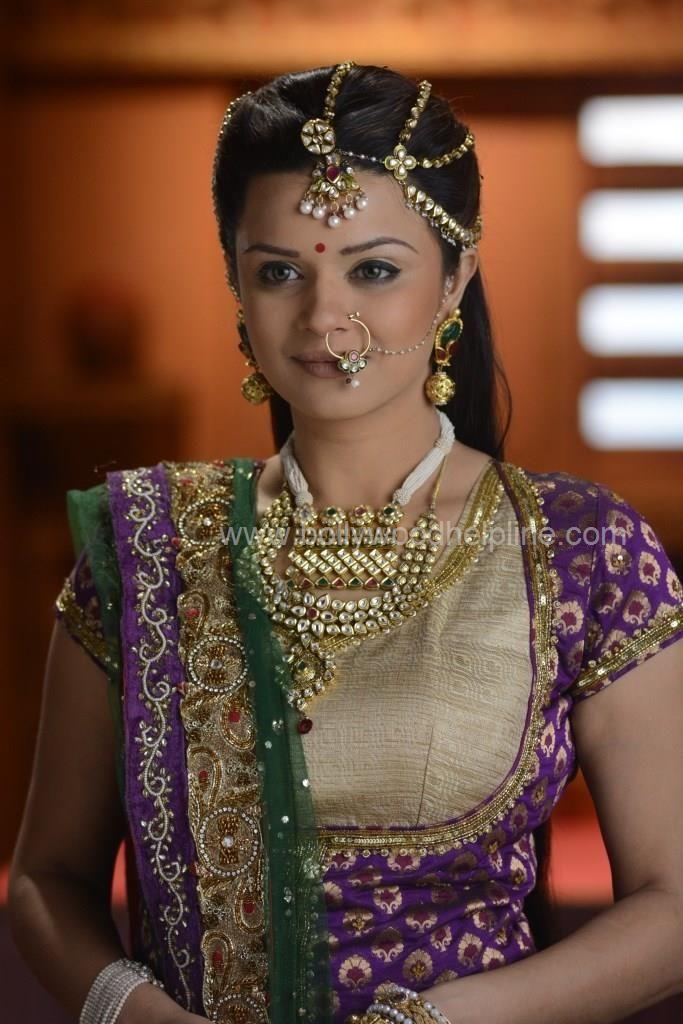 Rani Dheerbai Bhatiyani from Bharat Ka Veer Putra – Maharana ...