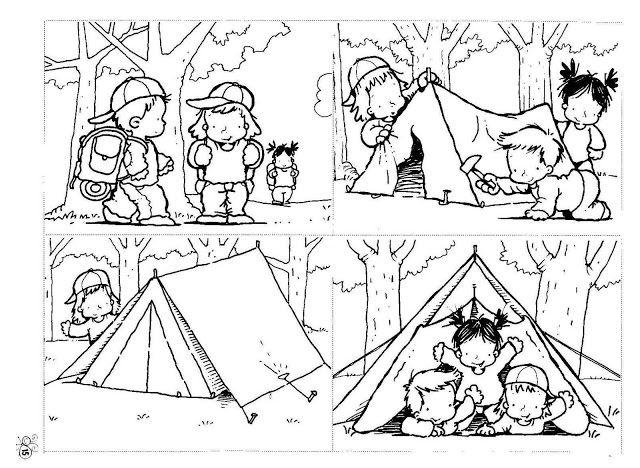 (2014-07) 4 billeder, telttur