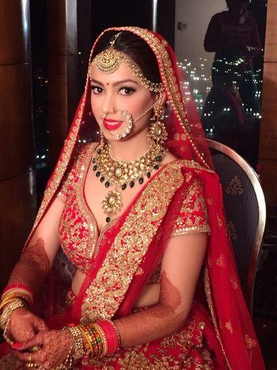 Jasmeet Kapany Hair and Makeup Info & Review | Wedding Makeup Artist in…