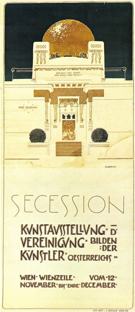 JosephMariaOlbrich( 1867–1908) – Austrian architect and co-founder of the Vienna Secession