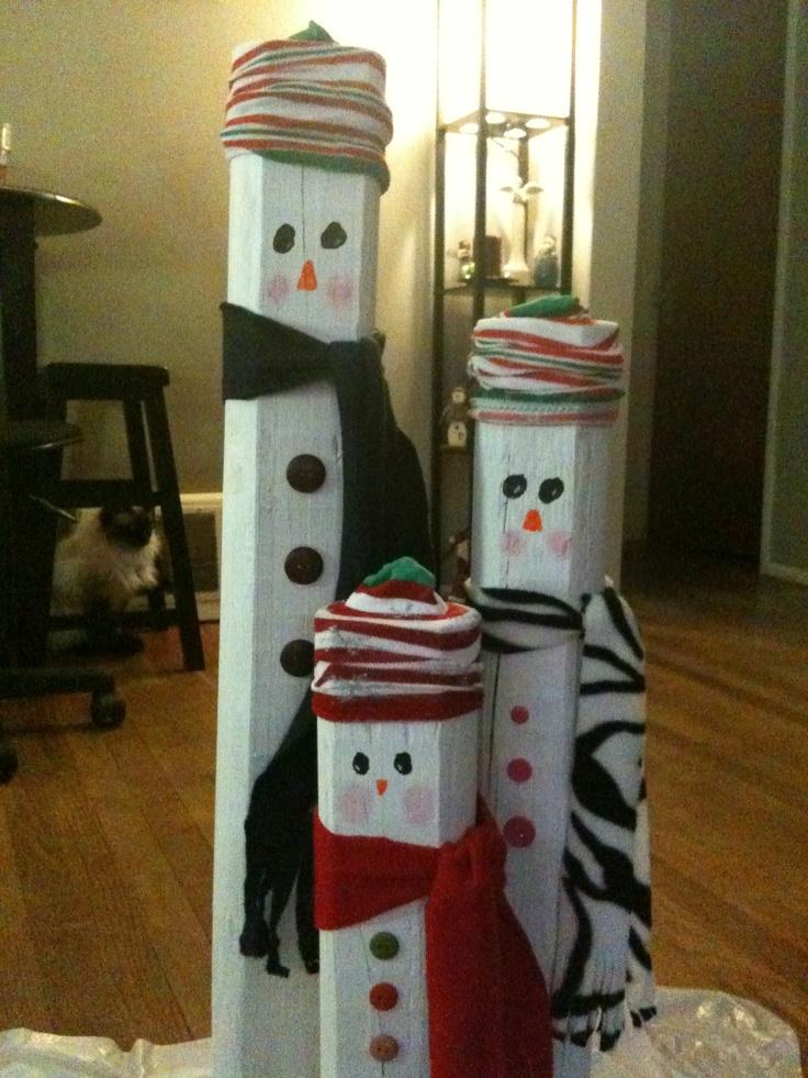 Snowmen Pinterest Ideas I Ve Tried Pinterest Fence