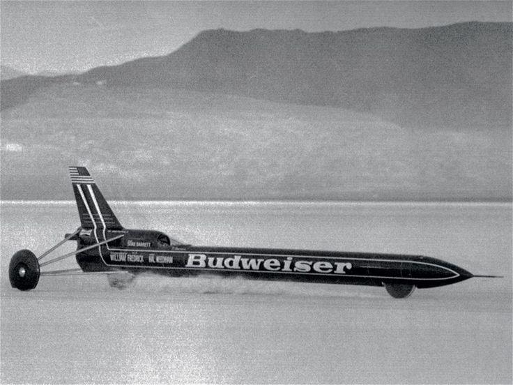 La prima auto più veloce del mondo: il mistero della Budweiser Rocket ← Kijiji, il blog ufficiale